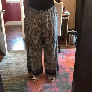 Forever21 Wide Leg Palazzo Pants